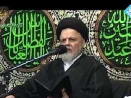 حجت الاسلام هاشمی نژاد - شب چهارم محرم - 92