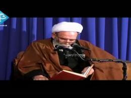 ادای حق از جانب خود و قبل از مطالبه به دیگران - آقا مجتبی تهرانی (ره)