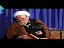 انصاف از جانب خود، ایمان حقیقی - آقا مجتبی تهرانی (ره)