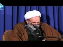 نقش غیرت بر روی محب - حاج آقا مجتبی تهرانی (ره)