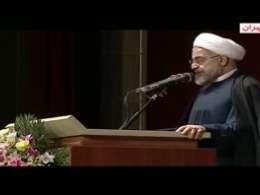 عزت، استقلال، حفظ منابع ملی و ارزش ها خط قرمز ایران است