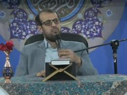 استاد خاتمی نژاد - چرا مساجد ما خلوت است؟
