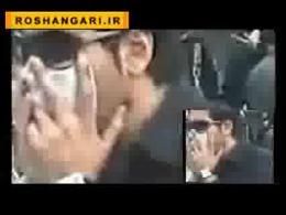 فائزه هاشمی رفسنجانی روز عاشورا هم به اغتشاشگران پيوست...