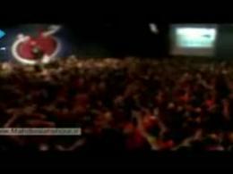 حاج مهدی سلحشور-وقنه نماز عشقه-شب دهم محرم-92