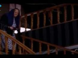 بازی دوباره اکبر عبدی در نقش زن
