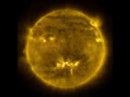 تماشای سه سال خورشیدی در سه دقیقه