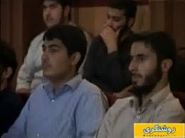 سخنرانی استاد رحيم پور ازغدی - علی(ع) از فتنه می گويد 3