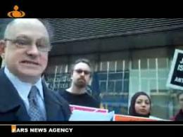 مردم آمريكا با تظاهرات در نيويورك خواستار پايان يافتن اسلامهراسي شدند