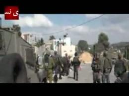 ضرب و شتم زنان و فعالان حقوق بشر توسط نظامیان رژیم صهیونیستی