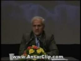 سخنان دکتر عباسی در مورد داروینیسم و مستند EXPELLD