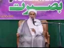 بصیرت _حجت الاسلام طائب قسمت دوم