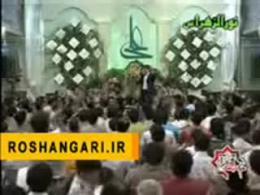 محمد طاهری / مولودی میلاد حضرت علی (ع)