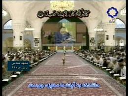 ترتیل جزء بیست و نهم قرآن/ قسمت سوم