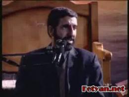 فیلم روایتگری حاج حسین یکتا در جلسه محرم هیئت فاطمیون_1