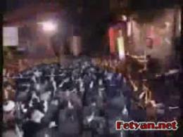 فیلم روایتگری حاج حسین یکتا در جلسه محرم هیئت فاطمیون_2