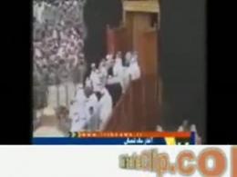 گلاب ایرانی در بیت الله الحرام
