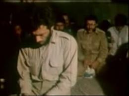 مداحی حاج منصور ارضی در زمان جنگ