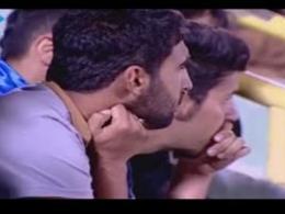 فیلم لورفته امیر قلعه نوعی در رختکن استقلال