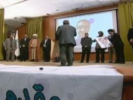 سخنان شهرام شکیبا در جشن یک سالگی دکترسلام