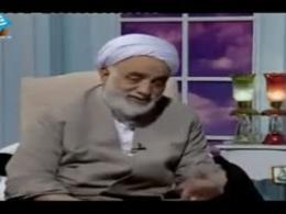 نظر حجت السلام قرائتی درباره قمه زنی