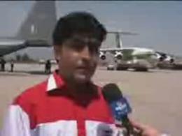 هلال احمر ایران در پاکستان