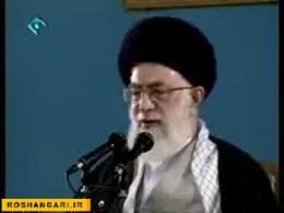 دیدار رهبر انقلاب اسلامی با دانش آموزان-4
