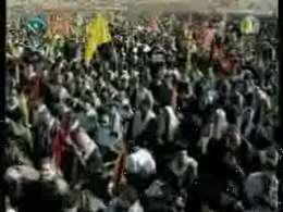 دیدار رهبر معظم انقلاب با 110 هزار بسیجی در روز عید غدیر-4