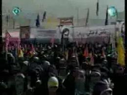دیدار رهبر معظم انقلاب با 110 هزار بسیجی در روز عید غدیر-5