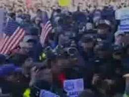گسترش اعتراضات مردمی در آمریکا