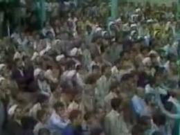 امام خمینی-ما الان درصراط هستیم