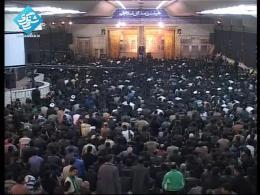 سخنرانی حجت الاسلام رفیعی - شب اول محرم - 92