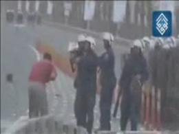 فرزند شهید بحرینی