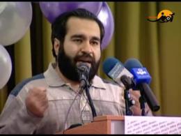 شعر طنز احسان پور با عنوان کلید روحانی