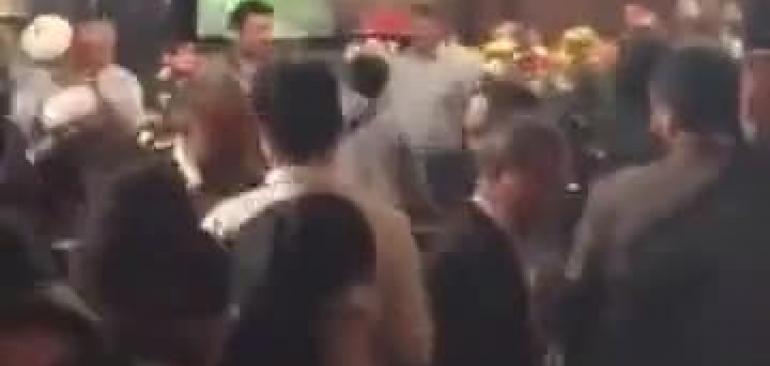ترك جلسه سخنراني وزير روحاني توسط آزادگان دفاع مقدس