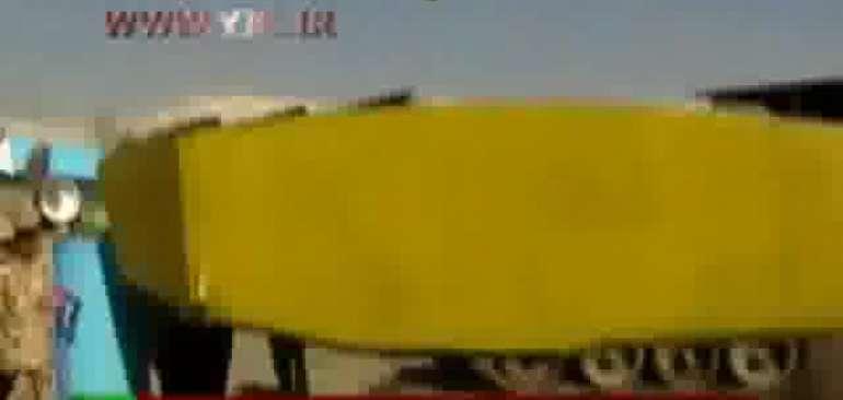 نسل جدید تانک های ارتش ایران