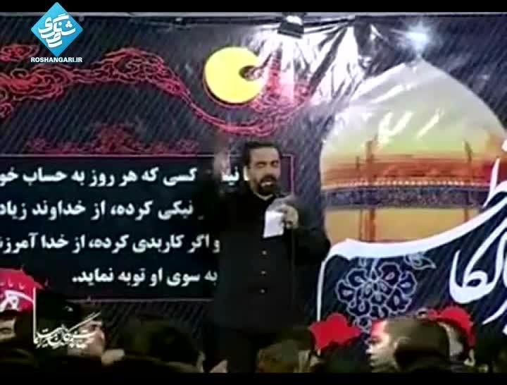 شهادت امام موسی کاظم علیه السلام - حاج محمود کریمی - واحد