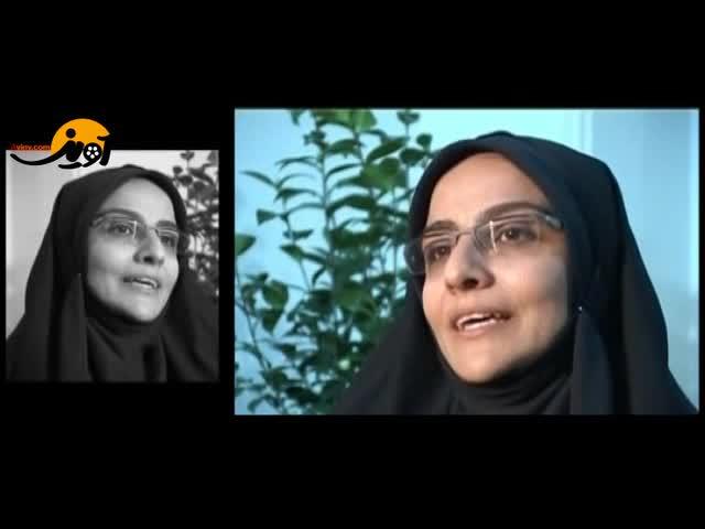 شهدای ترور - همسر شهید رضایی نژاد