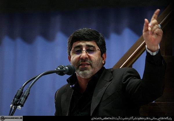 شهادت امام حسن عسگری با مداحی حاج محمدرضا طاهری