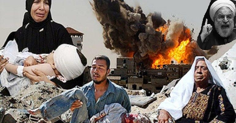 هرخـــونی در یمن ریخته می شود روحـــــانی در آن شریک است