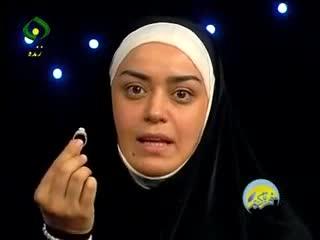 الهام چرخنده رسما چادر را به عنوان حجاب برتر انتخاب کرد