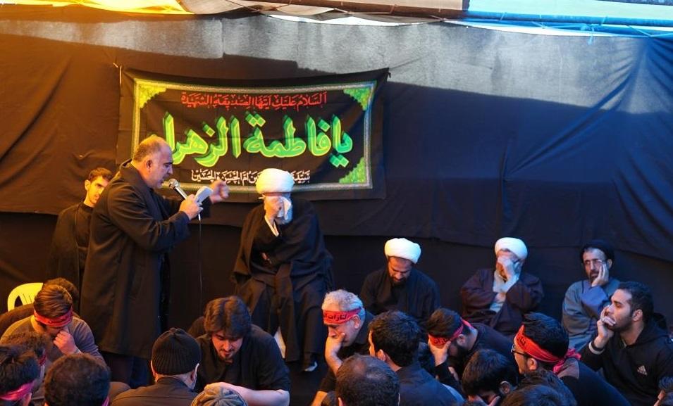 مداحی برای یمن و توهین جدید شاهین نجفی به حضرت ابوالفضل(ع)