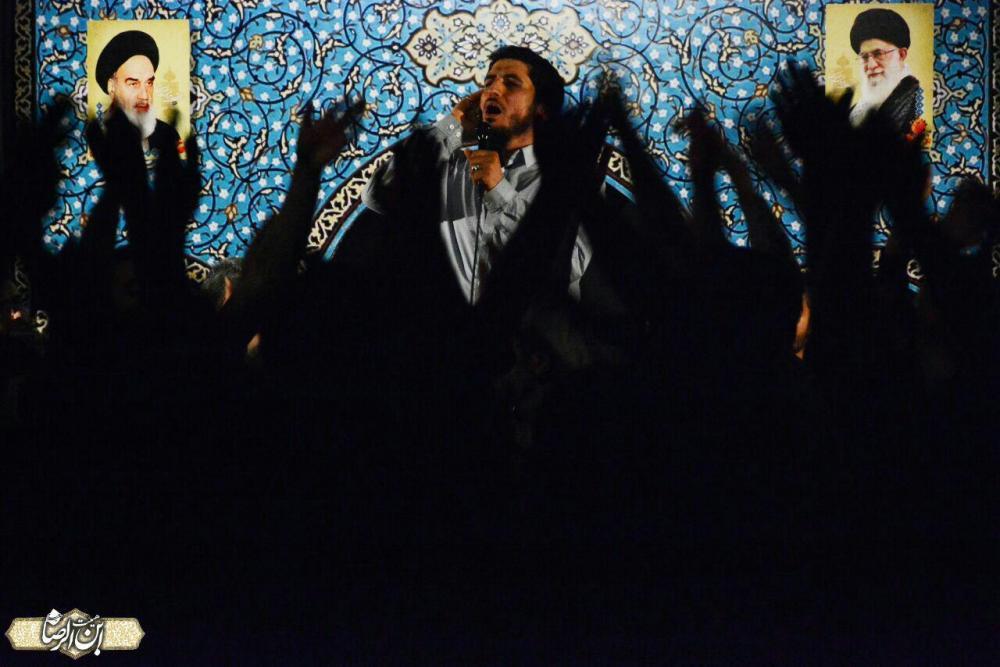 دانلود هر که دارد هوس کرب وبلا بسم الله با مداحی حاج امیر عباسی