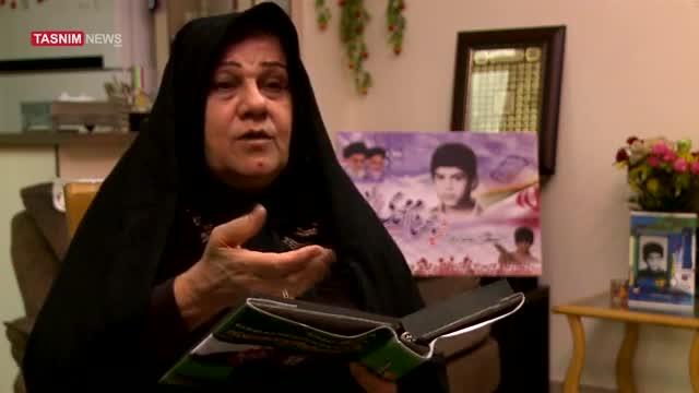 پاسخ مادر شهید محمدی به همه ی حاشیه های تدفین مجدد بهنام | روشنگری