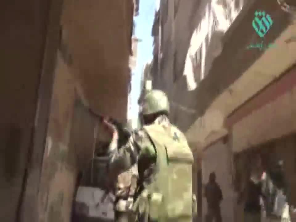 مستند آقای ژنرال - مبارزه ارتش سوریه و مردم این کشور با تروریست های تکفیری