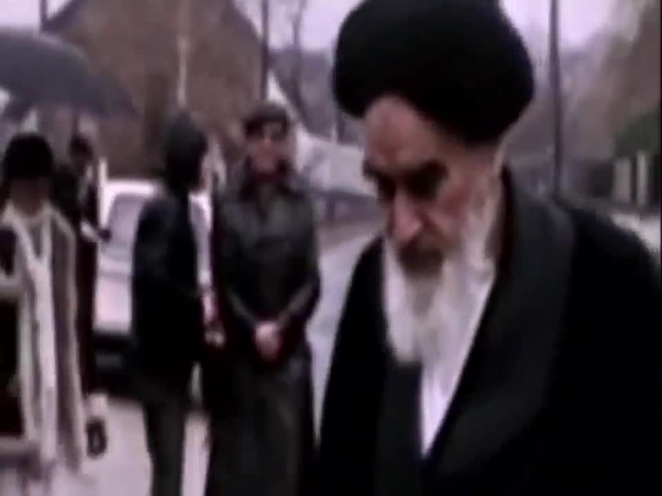 مستند آیین بیداری - ابنجا ایران است صدای جهانی انقلاب