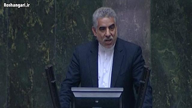 عباسی: آقای روحانی ما نمیگوییم اختلاس؛ ما میگوییم 8000 میلیارد تومان کجا رفته است؟