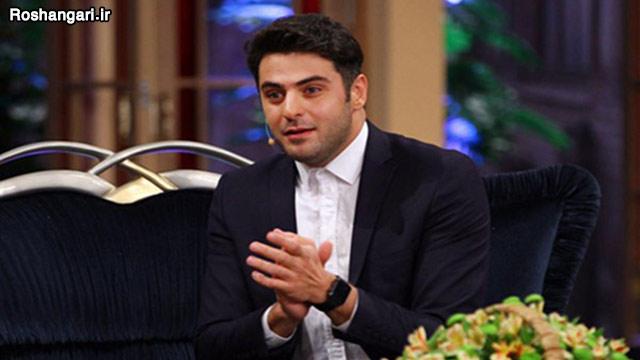 سوال مهران مدیری از علی ضیا: چرا انقدر لوسی!؟