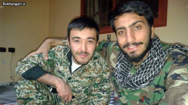 جلسه دفاع از پایاننامه شهید مدافع حرم/ نمره 18.5 داوران به شهید مصطفی کریمی
