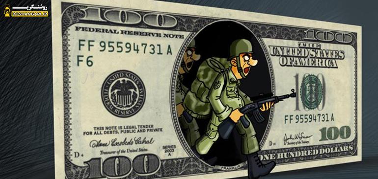 موشن گرافیک جنگ اقتصادی