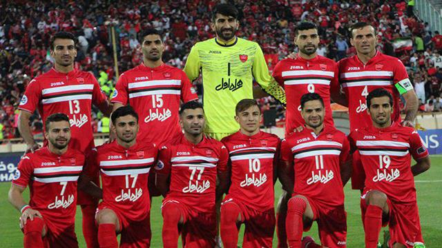 به امید پیروزی در برابر تیم عربستانی !!
